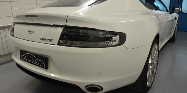 Aston Martin Rapide Carbon Parts